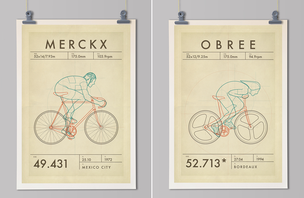the-handmade-cyclist-fahrrad-poster-plakat-design-the-hour-collection