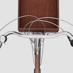 Caferacer Wood & Whisky: Limitiertes Urban-Bike von Creme Cycles