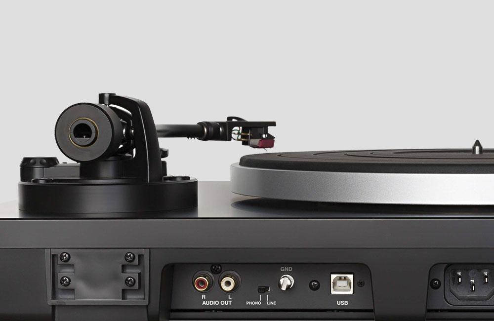 Audio-Technica-Plattenspieler-Direktantrieb-Direct-Drive-HiFi-USB-Line-Anschluss