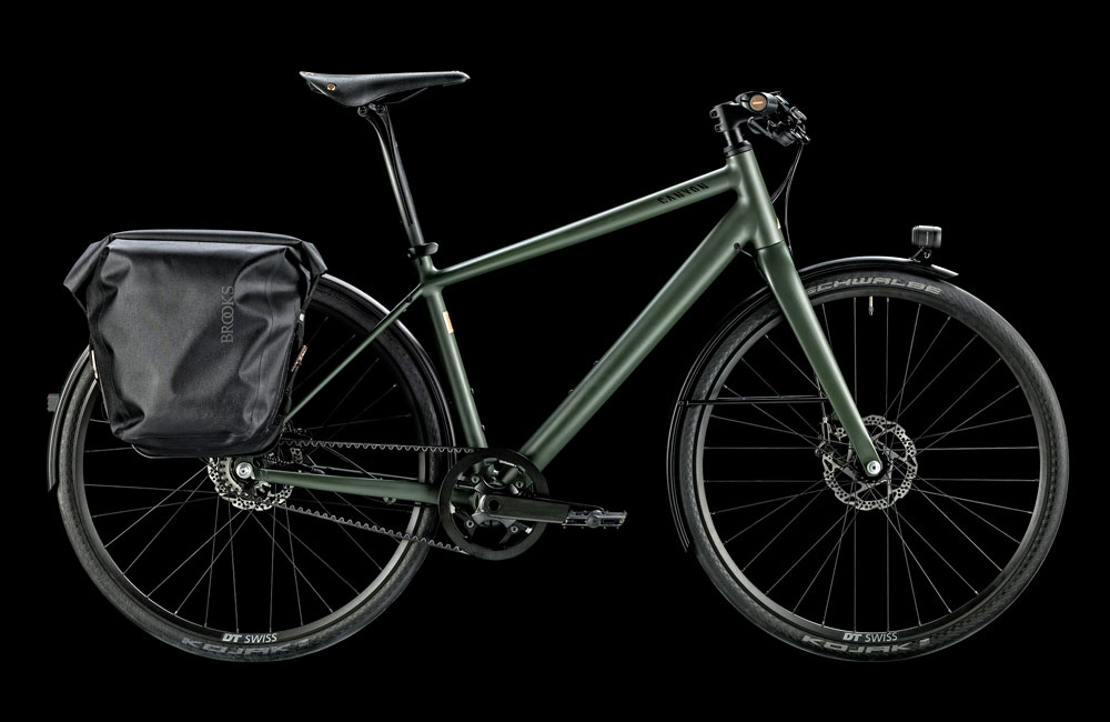 Canyon-Commuter-Brooks-150-Urban-Bike-Limited-Edition-Gates-Carbon-Drive