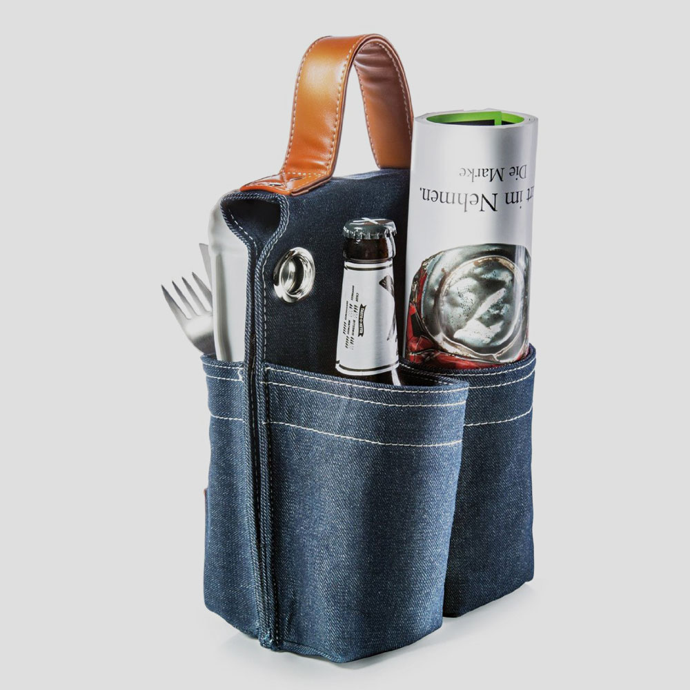 Donkey-Products-Fahrradtasche-Bier-6-Six-Pack-Picknick-Jeans-2