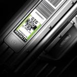 Rimowa Electronic Tag: Reisegepäck mit Display für digitale Gepäckdaten