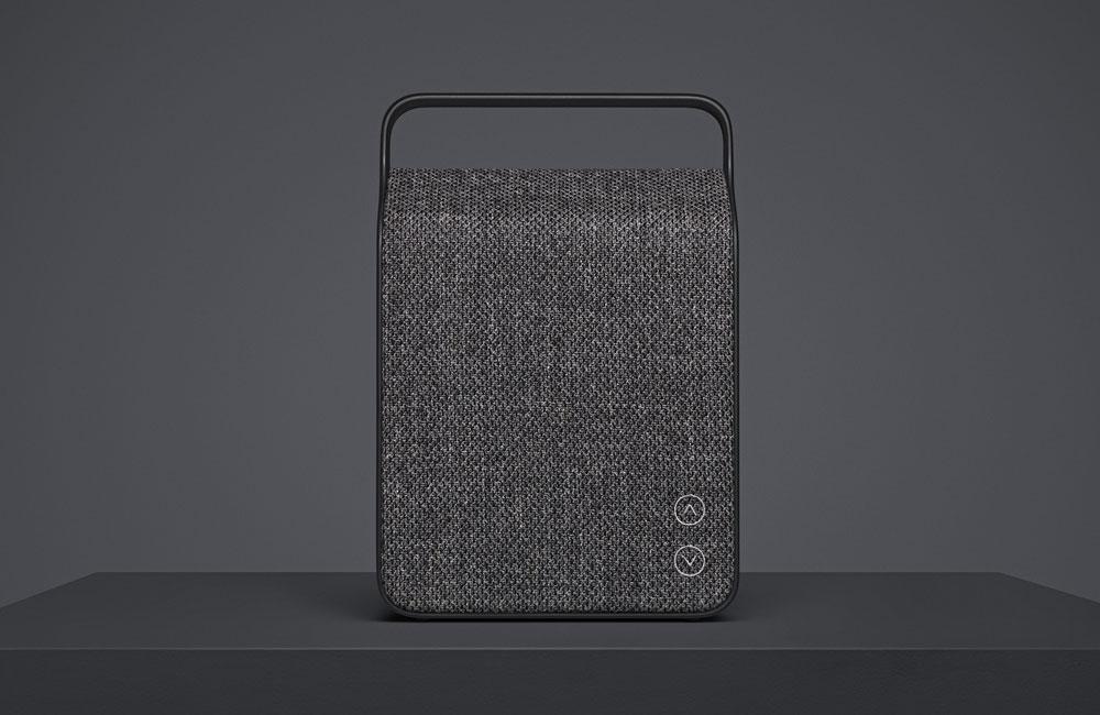 Vifa-Oslo-Bluetooth-Design-Lautsprecher-Mobil-Akku-Textil-1