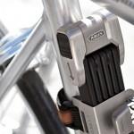 Sicher, stilvoll und aus Stahl: Das neue Bordo Centium Fahrradschloss von Abus