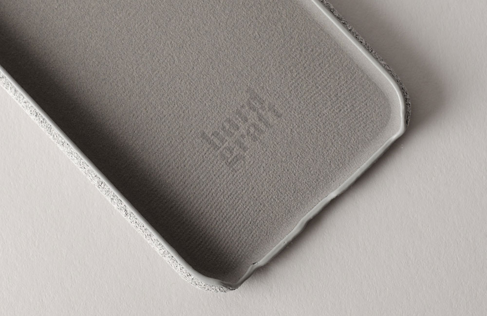 Hardgraft-Fuzzy-iPhone-Cover-Suede-Grey-4