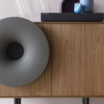 Sideboard mit Bluetooth-Lautsprecher: Miniforms Caruso