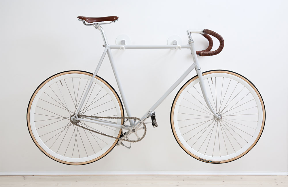 Hooks Handgefertigte Fahrrad Wandhalterung Unhyped