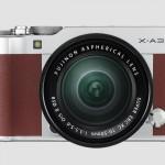 Fujifilm X-A3: Neues Einsteigermodell mit höherer Auflösung und Touchscreen