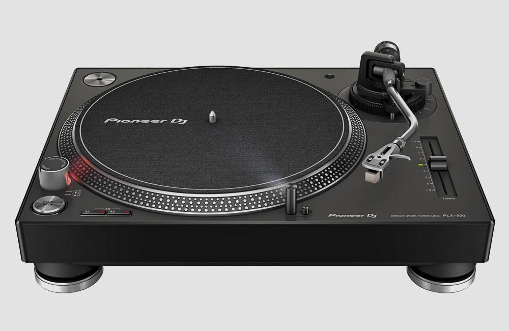 Pioneer-PLX-500-DJ-Plattenspieler-Turntable-DVS-Digital-Vinyl-Controller-2