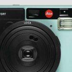 Leica Sofort: Sofortbildkamera mit dem legendären roten Punkt