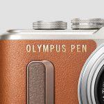 Olympus Pen E-PL8: Elegante Schönheit im Retro-Look