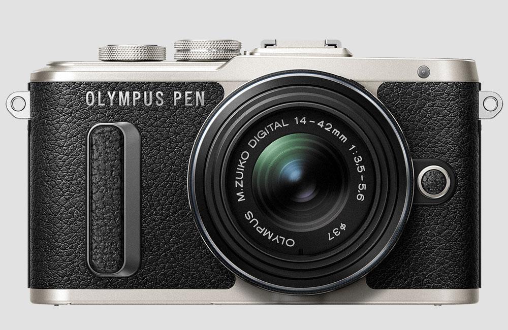 olympus-pen-e-pl8-design-systemkamera-metall-schwarz