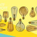 Plumen WATTNOTT: LED-Leuchtmittel im Look klassischer Glühfadenlampen