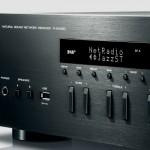 Multiroom Stereo-Receiver mit digitalem Radioempfang: Yamaha R-N402D