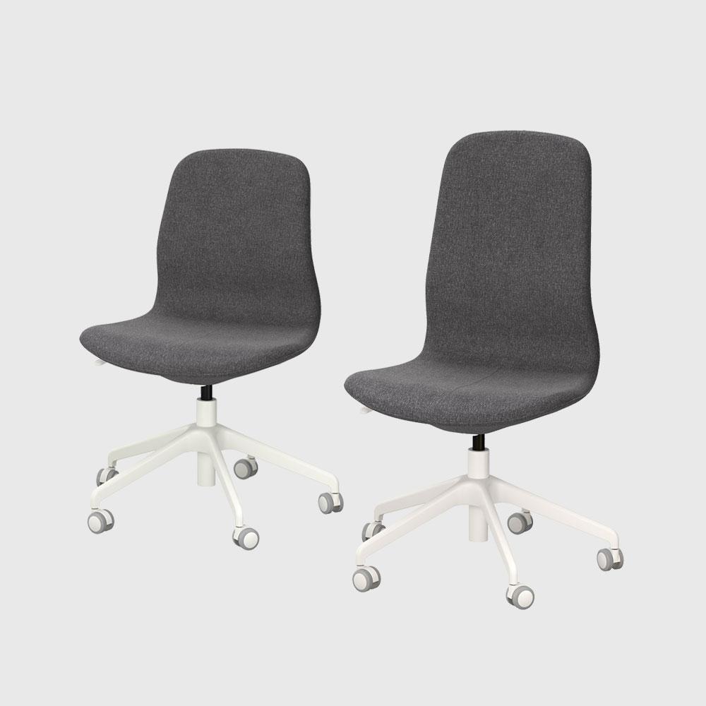 Ikea schreibtischstuhl  Fühlt sich nicht nur im Büro zu Hause: Ikeas neuer Drehstuhl ...