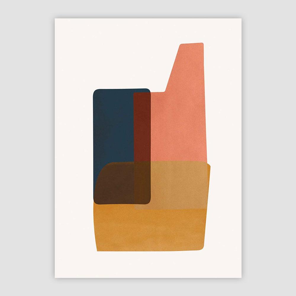 ferm-living-abstraction-poster-2-plakate-design-abstrakt