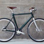 Schindelhauer Rudolf: Limitiertes Singlespeed-Bike in klassischer Optik