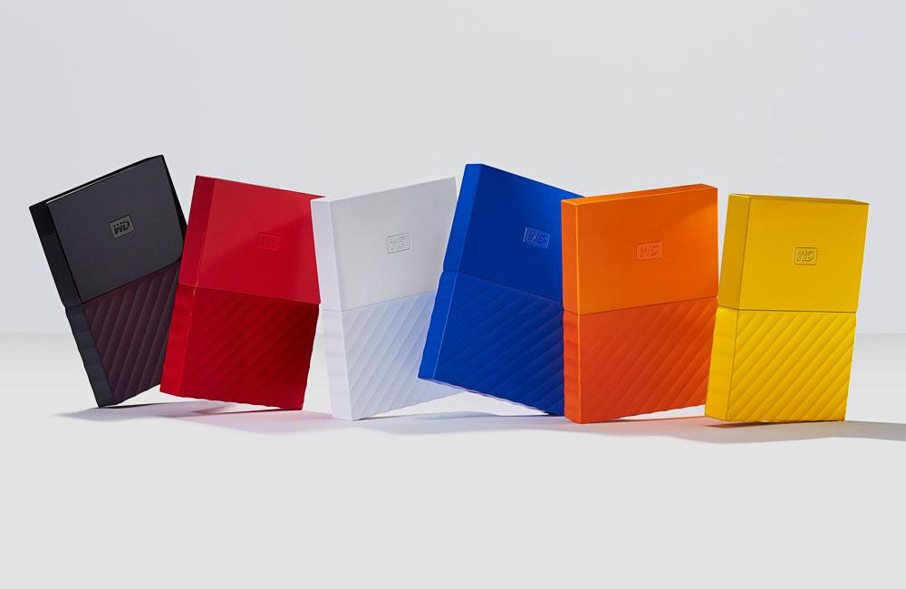 wd-my-passport-externe-festplatte-gelb-blau-rot-orange-weiss-schwarz-1
