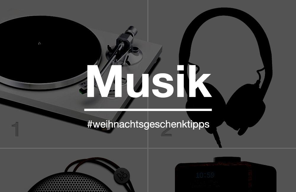 WGT16: Audio, HiFi, Vinyl und Musik Geschenke für Design-Fans