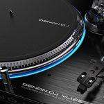 Denon DJ VL12: Von Grund auf neu konstruierter DJ-Plattenspieler