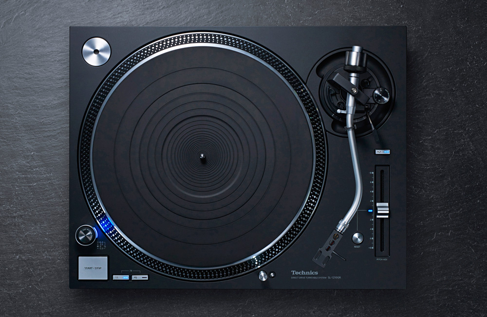 Technics-SL-1210GR-HiFi-DJ-Turntable-Black