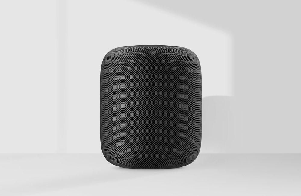 Apple-HomePod-HiFi-Multiromm-Siri-HomeKit-Lautsprecher-Schwarz