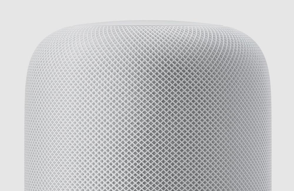 Apple-HomePod-HiFi-Multiromm-Siri-HomeKit-Lautsprecher-Weiss
