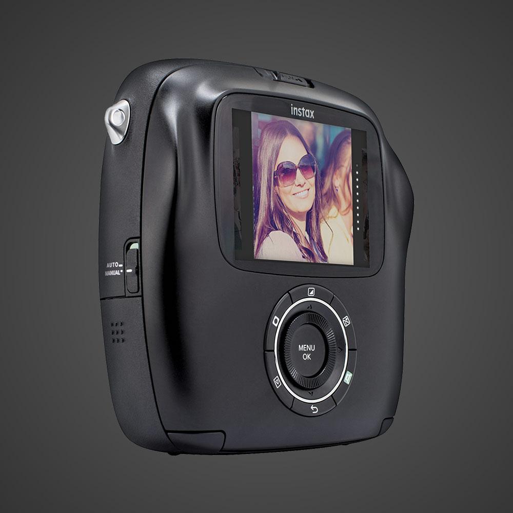Fujifilm-Instax-Square-Sofortbild-Digitalkamera-Drucker-Vintage-Bildschirm