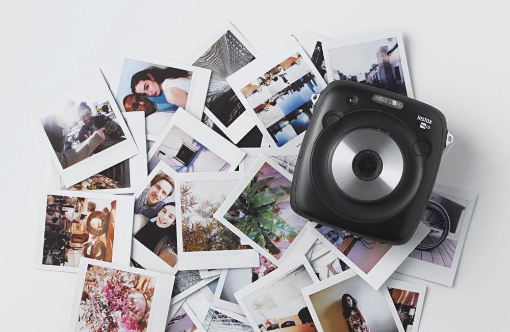 Fujifilm-Instax-Square-Sofortbild-Digitalkamera-Drucker-Vintage-Fotos