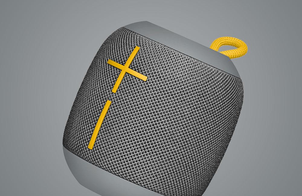 UE-Wonderboom-Bluetooth-Design-Lautsprecher-Wasserdicht-Grau-Gelb