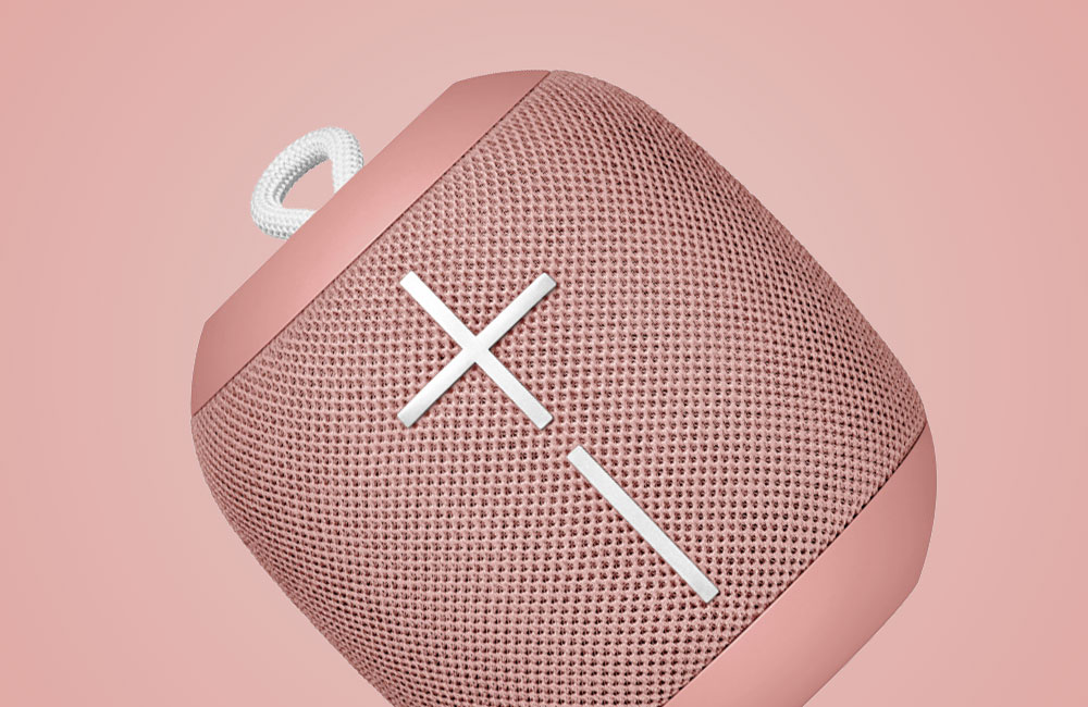 UE-Wonderboom-Bluetooth-Design-Lautsprecher-Wasserdicht-Rosa