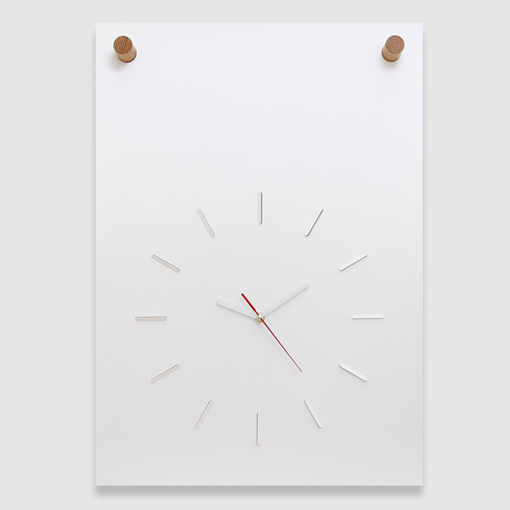 FUNDAMENTAL-BERLIN-POSTER-CLOCK-Poster-Wanduhr