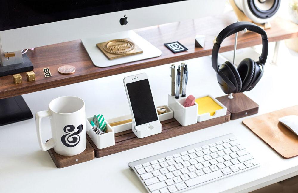 Ugmonk-Organizer-Schreibtisch-Kueche-Smartphone-Halter-3