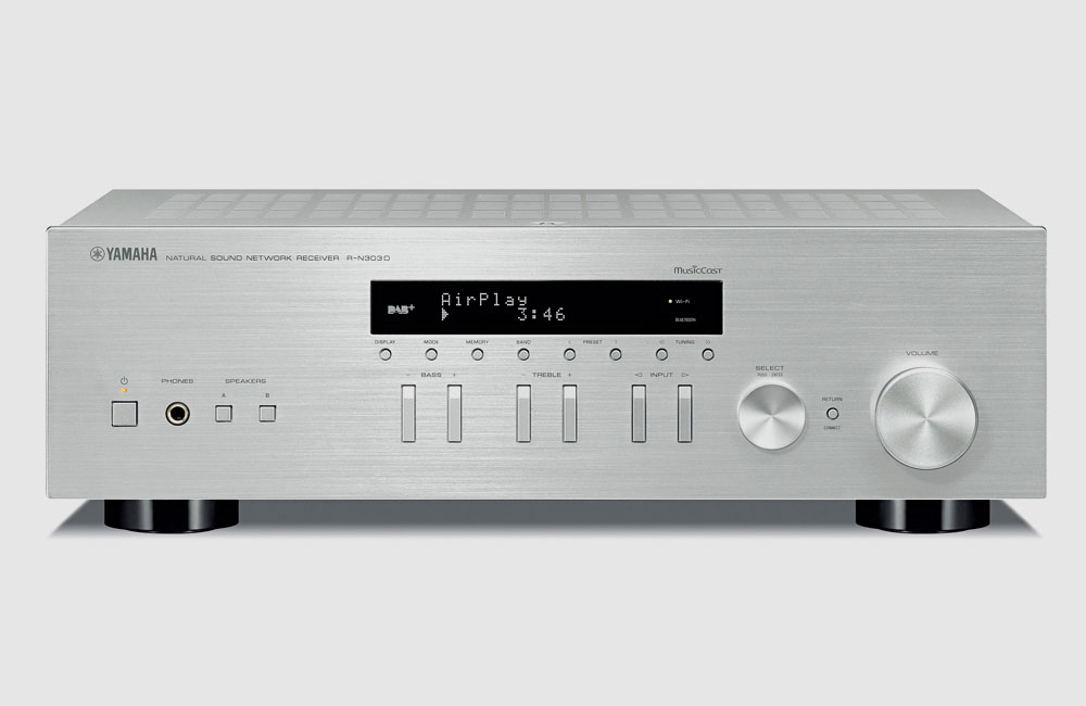 Yamaha-R-N303D-HiFi-Receiver-Multiroom-AirPlay-Spotify