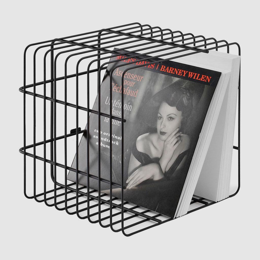 zomo vinyl schallplatten aufbewahrung rack cube unhyped. Black Bedroom Furniture Sets. Home Design Ideas