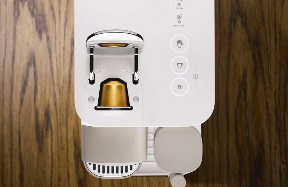 DeLonghi-Nespresso-Lattissima-One-Kapselmaschine-Oben