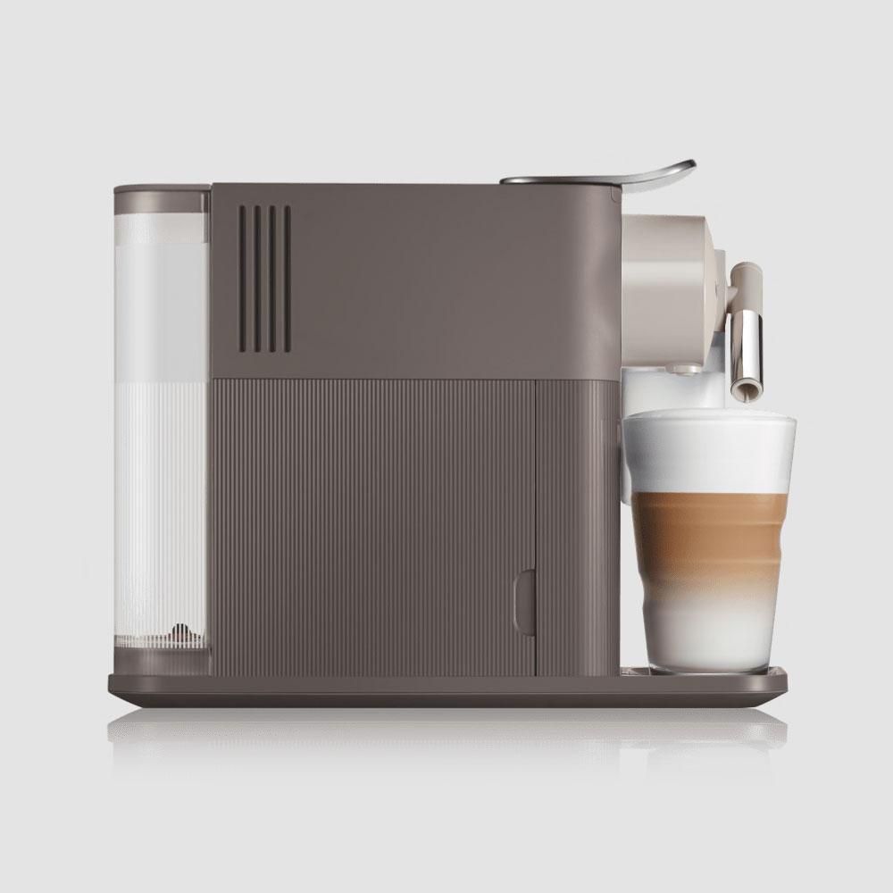 DeLonghi-Nespresso-Lattissima-One-Kapselmaschine-Seite