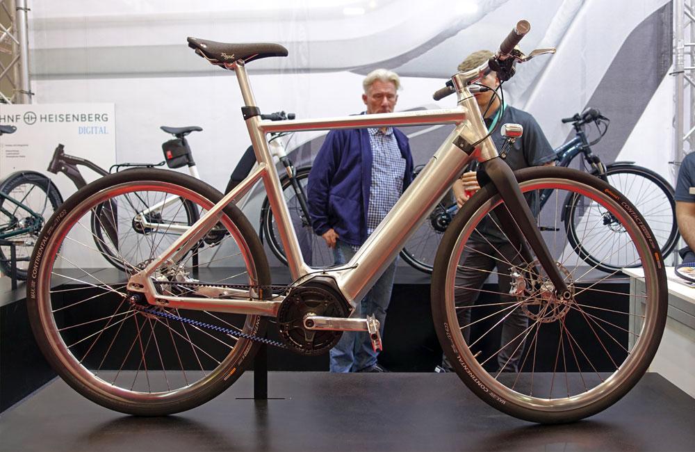Eurobike-2017-News-HNF-Heisenberg-SD1-Urban-E-Bike-Pedelec
