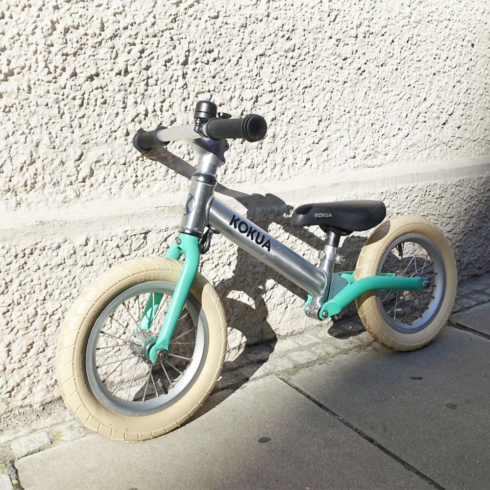 DIY-Laufrad-Lernlaufrad-Lackieren-Reparieren-KOKUA-Balance-Bike-Mint-Creme