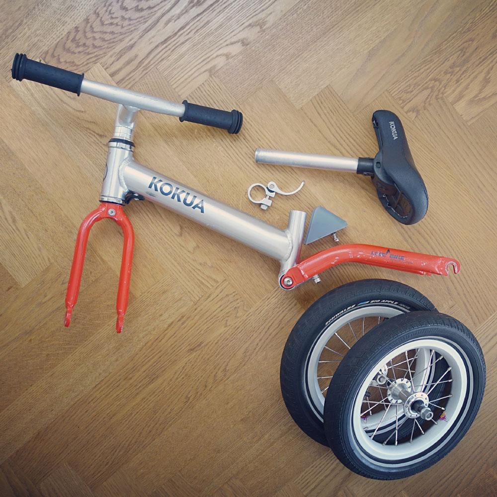 DIY-Laufrad-Lernlaufrad-Lackieren-Reparieren-KOKUA-Balance-Bike-Teile