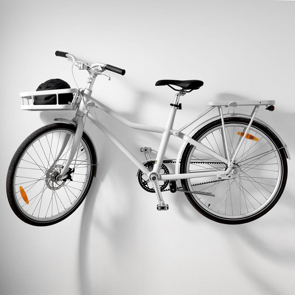 Die Gunstigste Wandhalterung Furs Fahrrad Ikea Skrall Unhyped