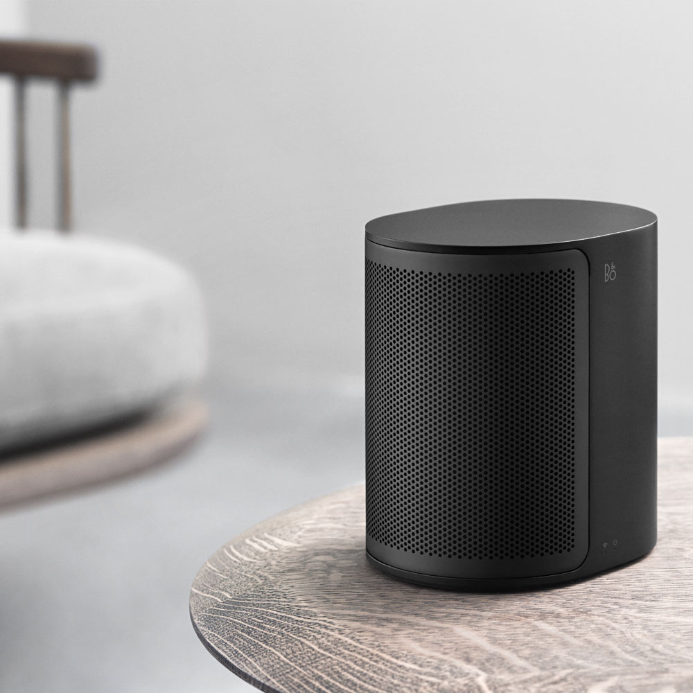 BeoPlay-M3-Wireless-Multiroom-Design-Speaker-Black