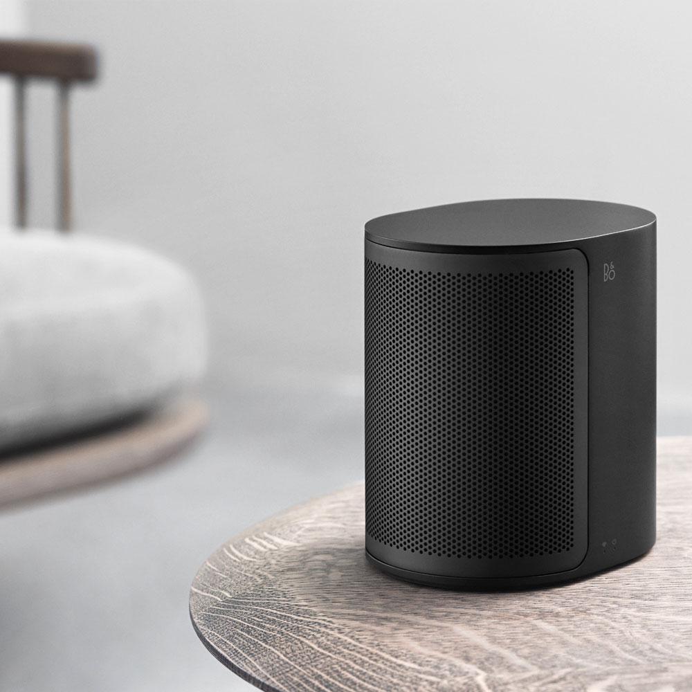 BeoPlay-M3-Wireless-Multiroom-Design-Speaker-Black