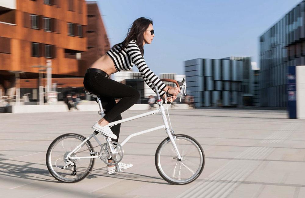 Vello-Speedster-Faltrad-Design