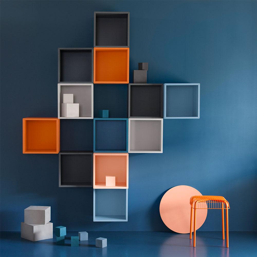 Ikea Farben.Ikea Eket Vinyl Schallplatten Regal Farben Unhyped