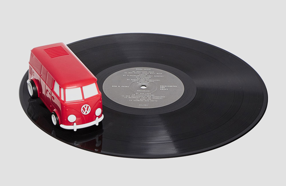 Record-Runner-Soundwagon-V2-Turntable-Plattenspieler-VW-Bulli-Vinyl
