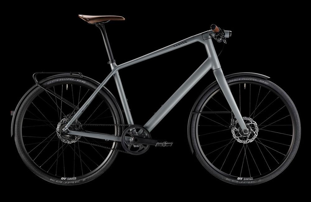 Canyon-Commuter-8-2018-Urban-Bike-Zahnriemen