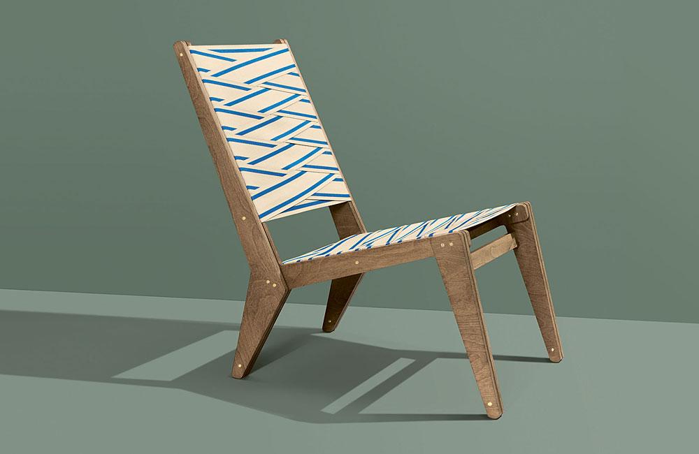 Diy Lounge Chair Von Sigurd Larsen Unhyped
