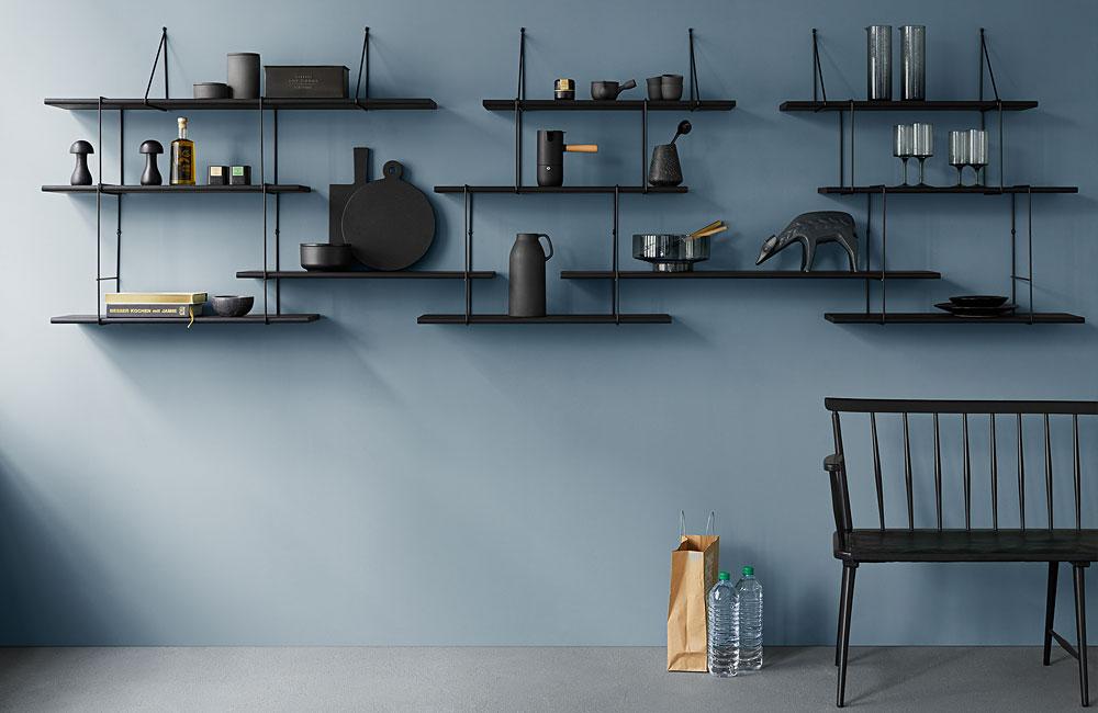 flexibles regalsystem link von studio hausen unhyped. Black Bedroom Furniture Sets. Home Design Ideas