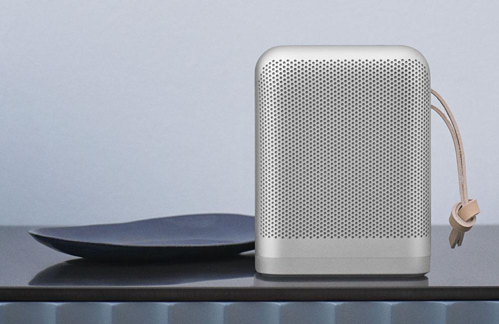 BeoPlay-P6-Bluetooth-Design-Lautsprecher-Alu-Leder-Silber